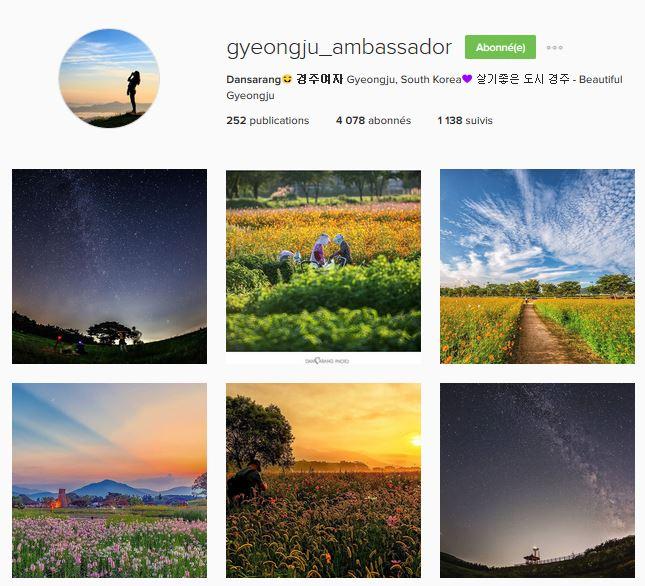 geongju-ambassador-instagram