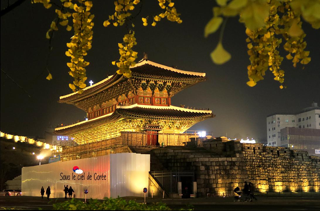 porte Heunginjimun Porte Dongdaemun