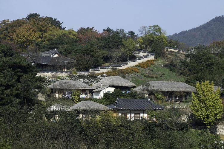 village yangdong gyeongju