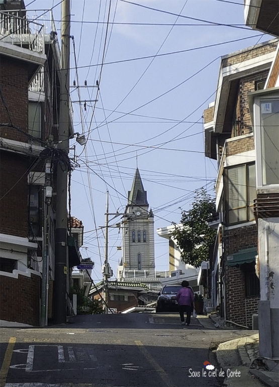 église Haebangchon