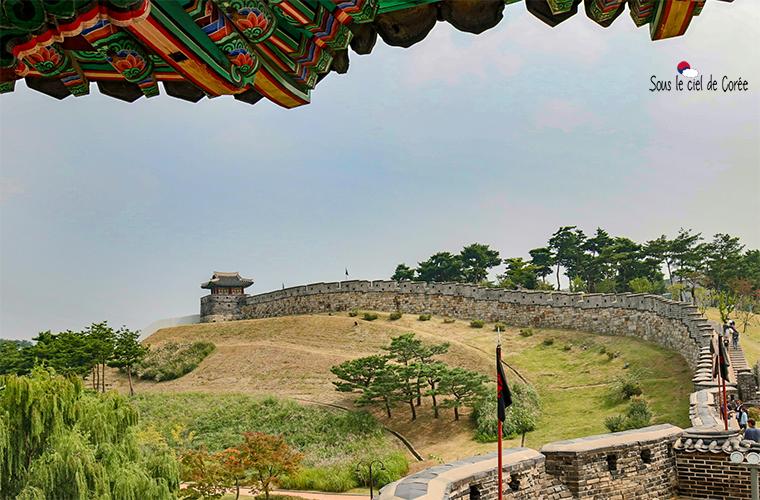 Remparts de Suwon