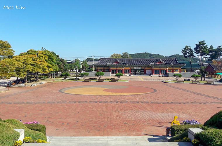 Résidence Ojukheon à Gangneung