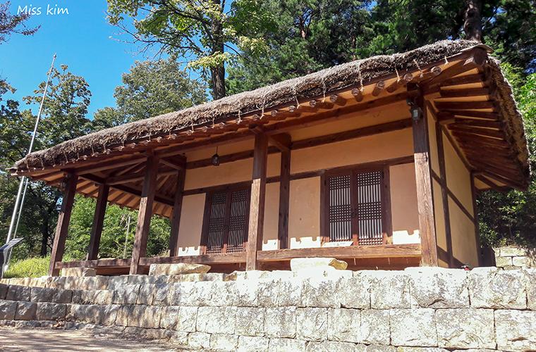 La résidence Seongyojang à Gangneung