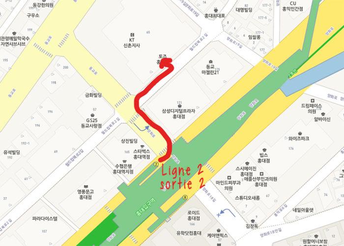 metro-hongdae-sortie-2-plan