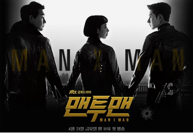 Affiche drama Man To Man