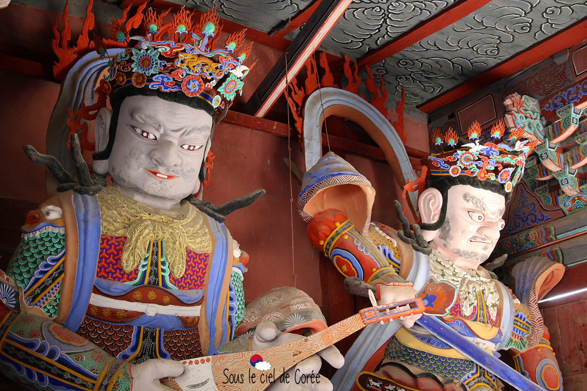 Cheonwangmun Gate Hwaeomsa