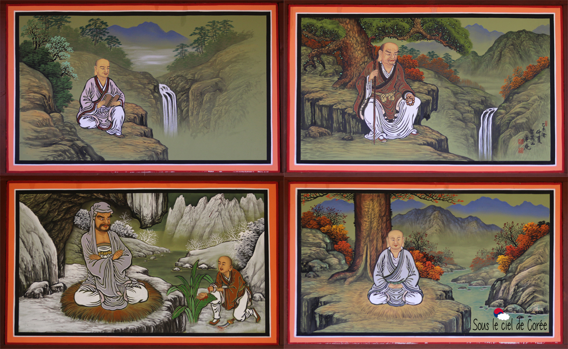 Hwaeomsa Buddhist Paintings