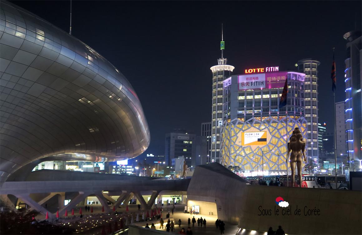 Plaza Dongdaemun Market