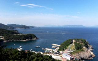 panorama-ile-dolsan-yeosu-coree-du-sud