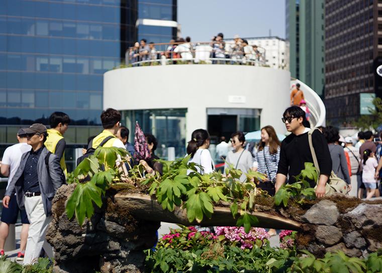 Seoullo7017 printemps