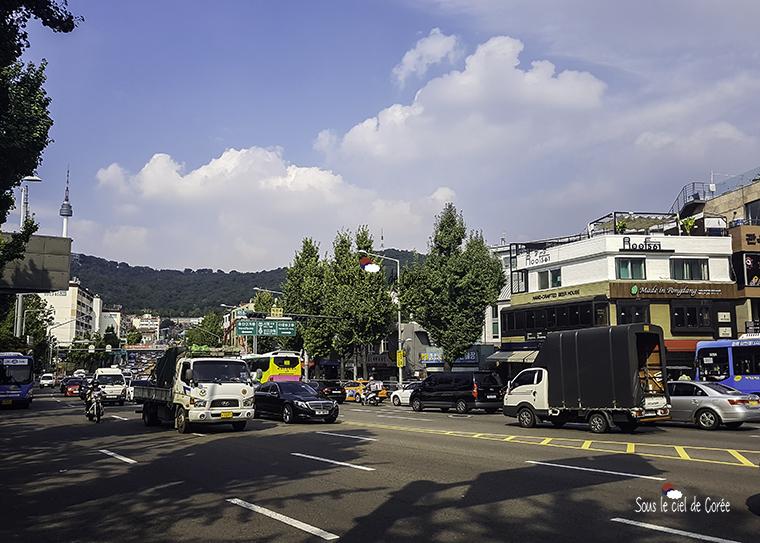 avenue Noksapyeong-daero