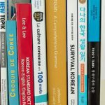 livres et méthodes de coréen