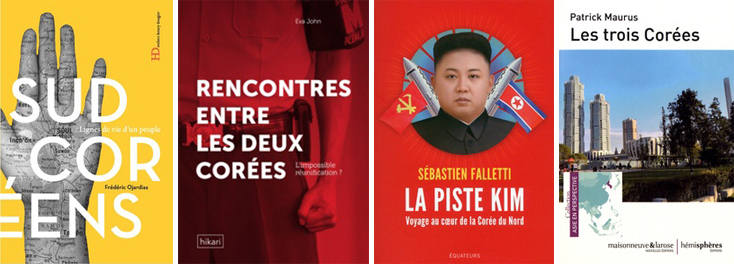 4 essais socio-politiques Corée du Sud