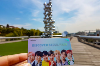 Discover Seoul Pass BTS Edition 24hours Leeum Museum