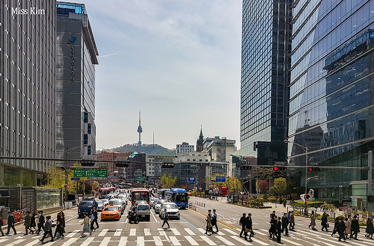 Discover Seoul Pass BTS Edition 24hours Namsan