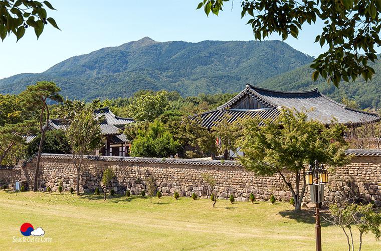 Village fortifié de Naganeupseong