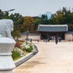 Sanctuaire de Jongmyo à Séoul