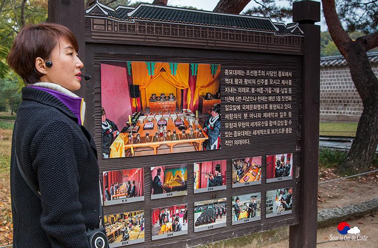 Jongmyo Jerye, le rituel pour les rois et les reines de Joseon.