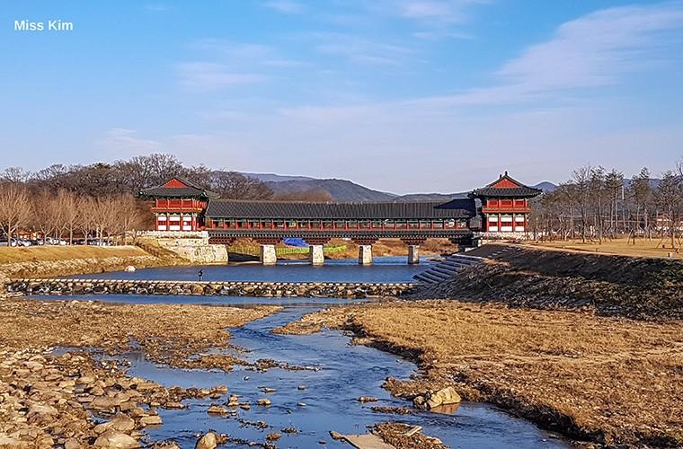 Pont-Woljeonggyo-Gyeongju