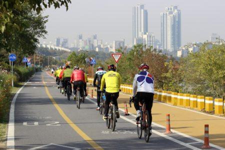 piste-cyclable-Séoul