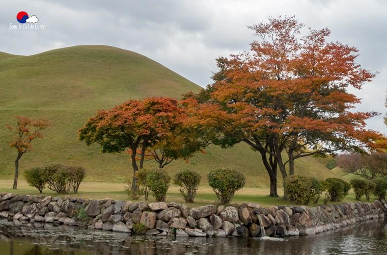 Gyeongju-tombe-Hwangnamdaechong