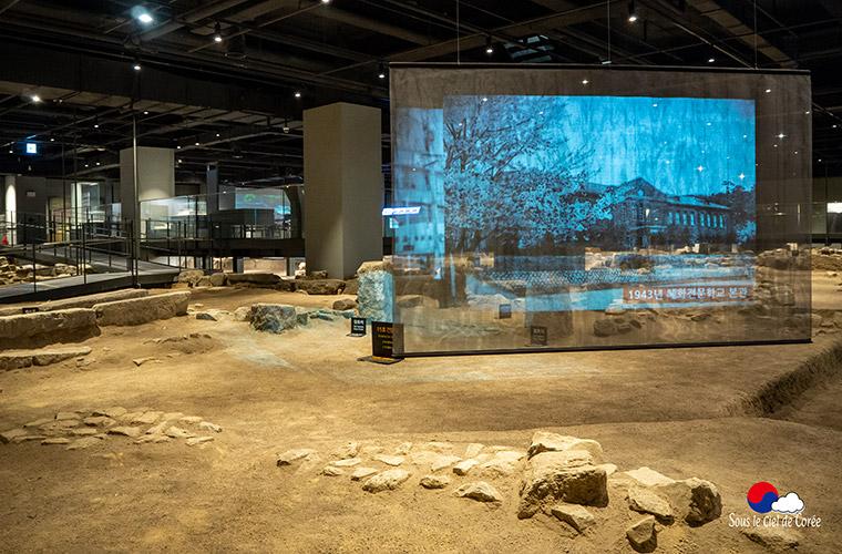Musée des sites historiques de Gongpyeong, Séoul