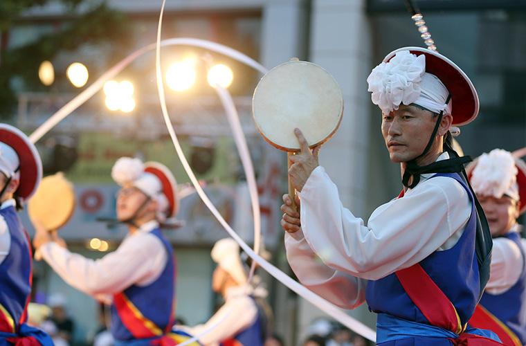 Le festival Danoje de Gangneung