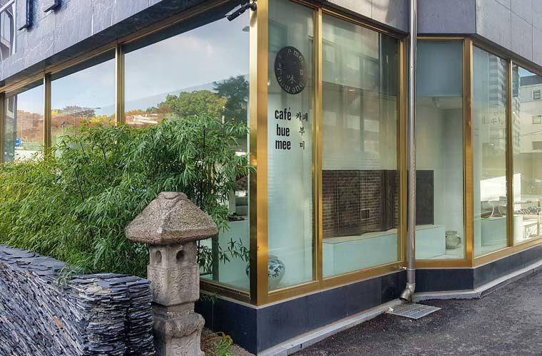 Café Bue Mee à Séoul