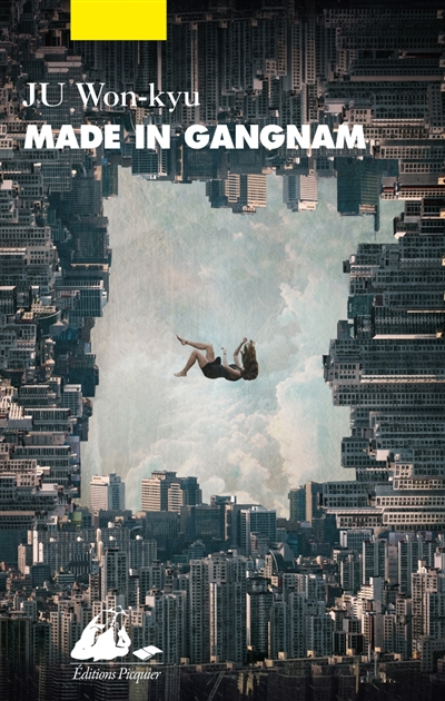 Couverture de Made in Gangnam
