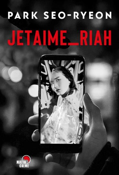 Couverture du livre Jetaime_Riah