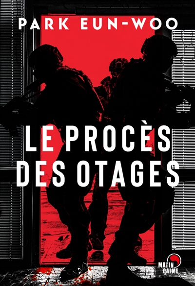 Couverture du livre Le procès des otages